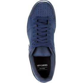 Giro Jacket II Shoes Herren midnight/blue